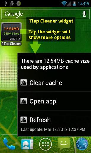 1Tap Cleaner Pro app