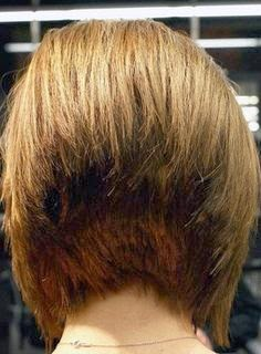 Wedge Bob Haircuts on Pinterest
