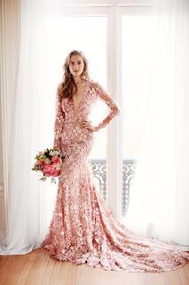 Fashion Model, @ Svetlana Lazareva - Brides, February 2016