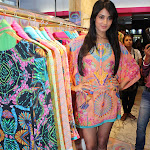 Sonal Chauhan Super Sexy Legs Show At The Launch Of Designer Manish Arora's First Store In Juhu, Mumbai