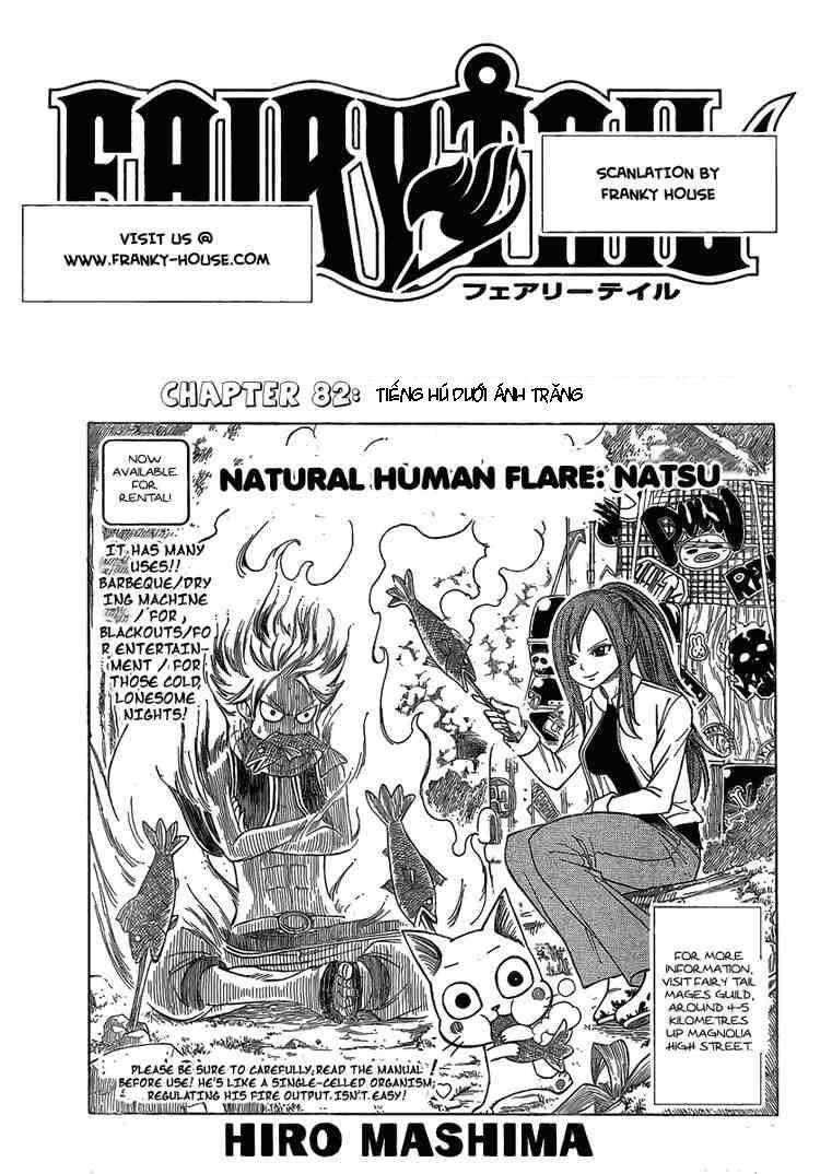 Fairy Tail chap 82 page 1 - IZTruyenTranh.com