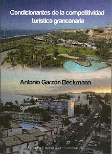 CONDICIONANTES DE LA COMPETITIVIDAD TURÍSTICA GRANCANARIA