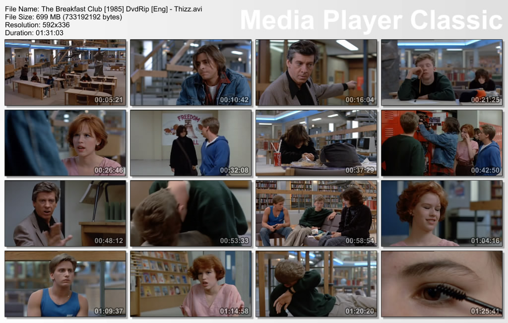 psychoanalysis of brian from the breakfast club The breakfast club, it is evident that every individual has a different and unique balance between the three components of mind in sigmund freud's psychoanalytic theory as well as other key factors that effect the character's personality.