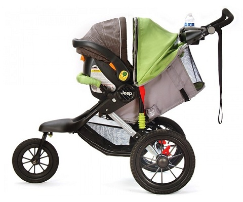 jogging stroller car seat compatible