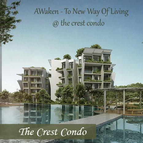 TheCrest Condo - Awaken to new way of living