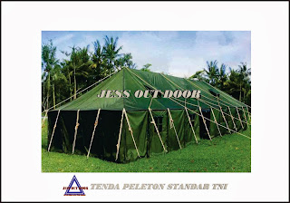 Pabrik, Tempat, Produksi, Pembuat Tenda Pleton TNI