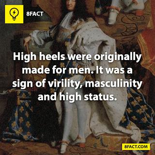 men heels
