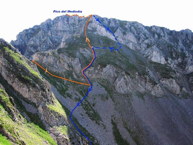 Ruta Pico del Mediodía