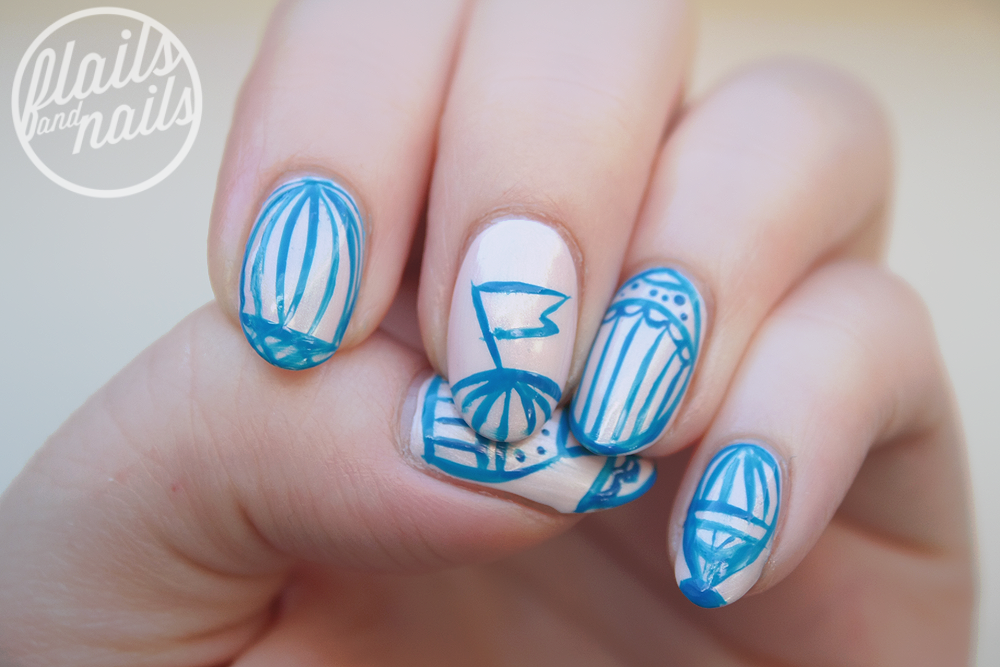 Fly away with me flails and nails inglot 331 opi playing the peonies and models own nail art pen prinsesfo Choice Image