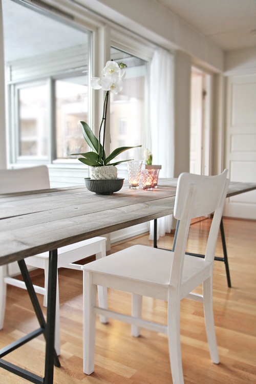 The Gift Diy Dining Room Table