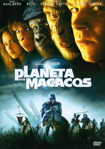 Planeta dos Macacos Torrent - BluRay 720p Dublado