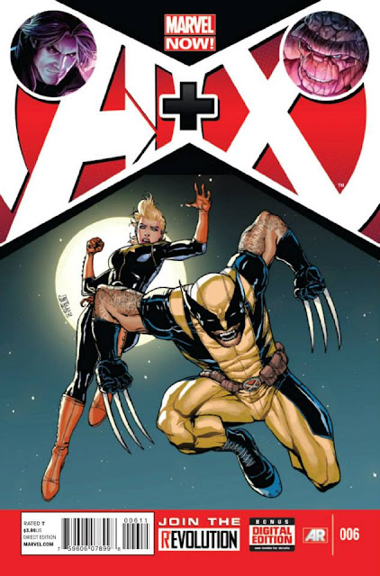 A+X #6 (Marvel Now) Comics descarga gratis español