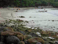 Panorama Gapang Beach yang Penuh Pesona Indahnya Alam Raya