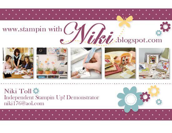 Stampin With Niki