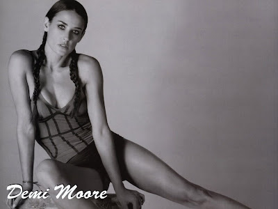 Demi Moore Hot