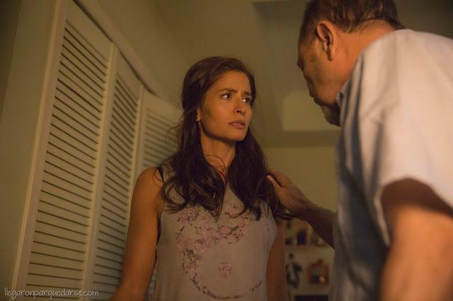 FearTWD 1x04 - Ofelia y Daniel