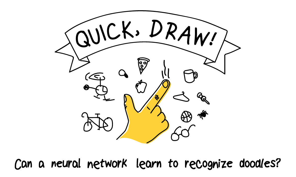 Creating Images With Google Auto Draw
