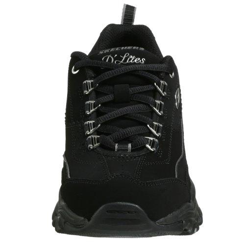 Skechers Women S D Lites Raptures Sneaker Black Sneakers Shoes Sneakers Shoes Lovers