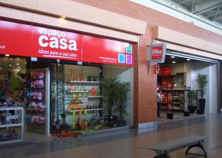 Marketing de shopping centers espa o casa inaugura nova - Casa centro commerciale da vinci ...