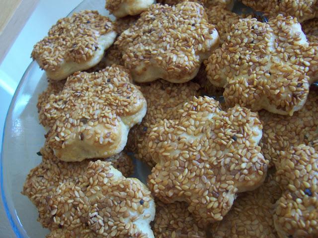 Tuzlu kurabiyeleriniz piştiğinde böyle görünecek