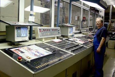 machine press operator description