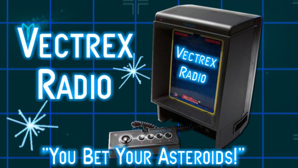 Vectrex Radio
