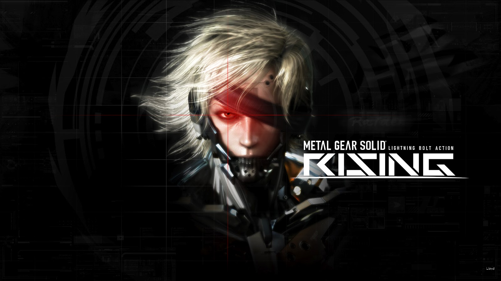 Metal Gear Solid Rising Wp by igotgame1075 Metal Gear Rising: Revengeance Wallpapers in HD