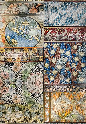 velvet fabrics with patterns