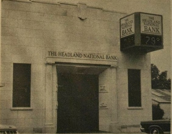 The Headland National Bank - 50th Birthday