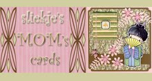 my Mom's card blog