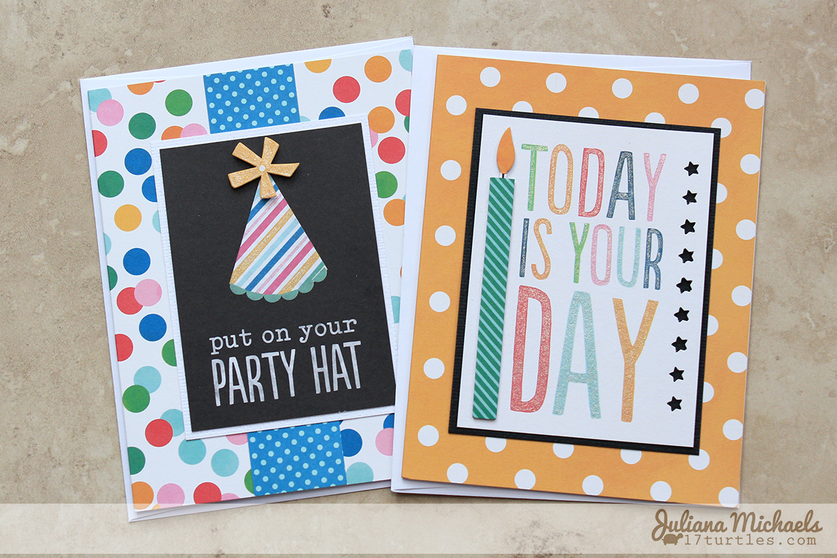 Quick and easy birthday cards pebbles birthday wishes collection quick and easy birthday cards pebbles birthday wishes collection juliana michaels bookmarktalkfo Choice Image