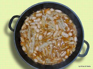Рецепта за шкембе с фасул