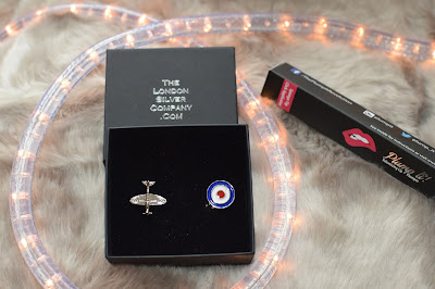 The London Silver Compant Spitfire Cufflinks - Plump It - Christmas Gift Guide 2015 - Emma in Bromley