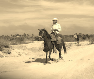 Baja Cowboy Blessing Ride