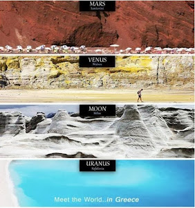 Meet the World in Greece !
