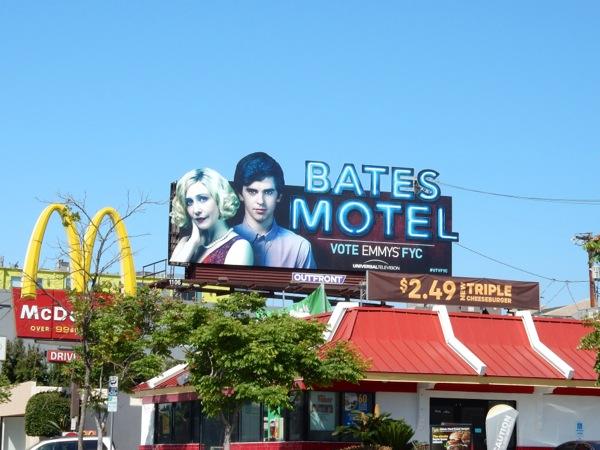 Special Bates Motel Emmy 2015 billboard