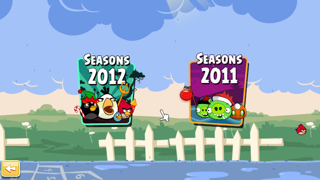 Angry Birds Seasons 2.5.0