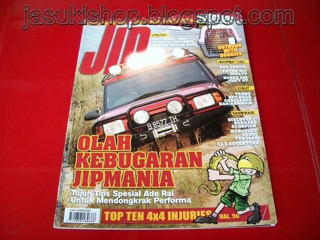 VOLUME 52 (Agustus 2006) , berisi : title=