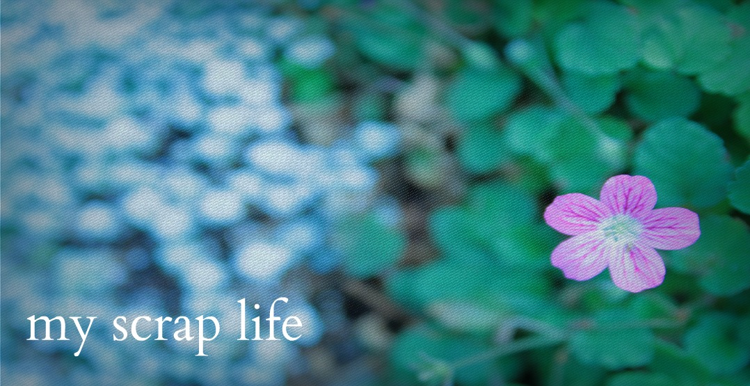 my scrap life*マイスクラップライフ*