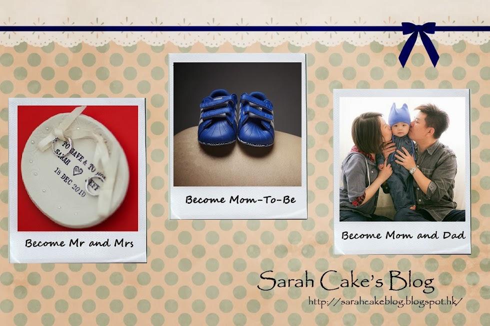Sarah Cake's Blog