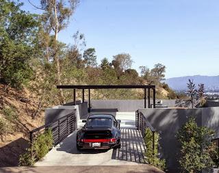 Desain Rumah Minimalis Modern Atap Garasi gambar 1