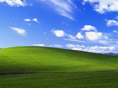 Asal Usul dan Lokasi dari Wallpaper Klasik Windows XP