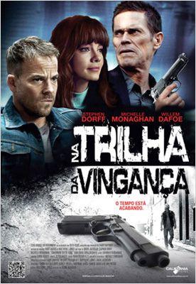 Filme Poster Na Trilha da Vingança DVDRip XviD Dual Audio & RMVB Dublado