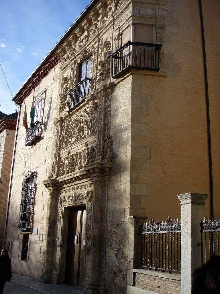 La Casa de Castril y  la Dama Blanca Castril