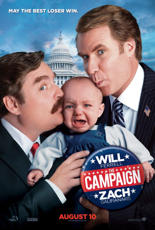 Watch The Campaign Movie Online Free 2012