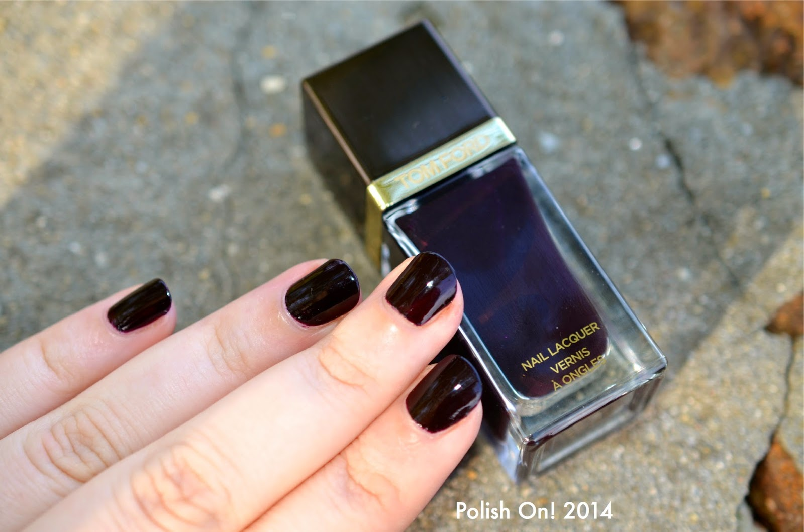 tom ford beauty fall 2014 black cherry swatches photos. Black Bedroom Furniture Sets. Home Design Ideas