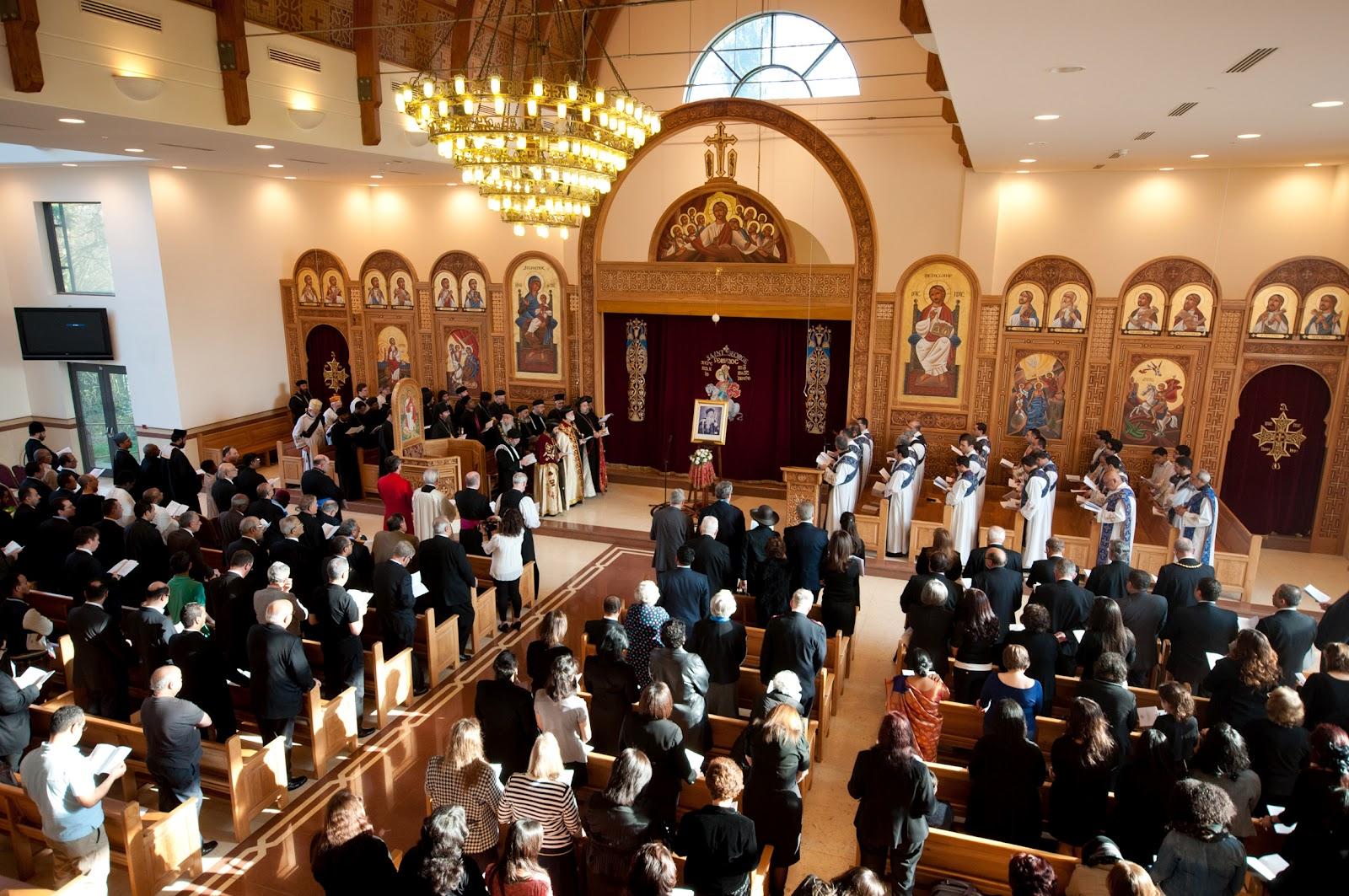 The Coptic Orthodox Church UK: March 2012