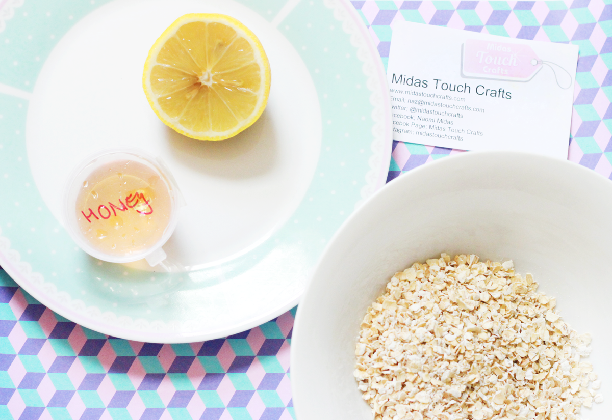 Midas Touch Crafts Homemade Beauty Products