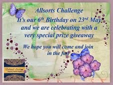Happy Birthday Allsorts!