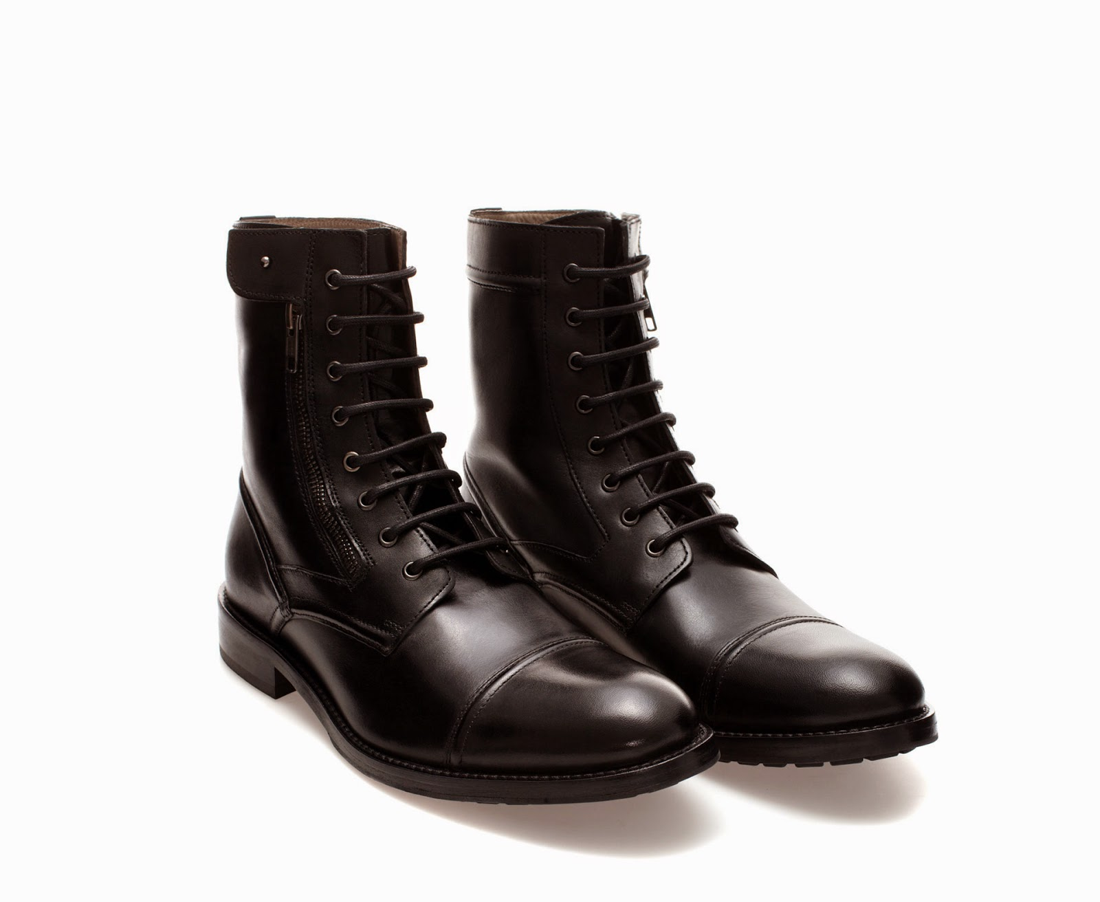 Combat Boots Mens - Cr Boot